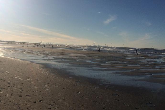 Stranden Westland